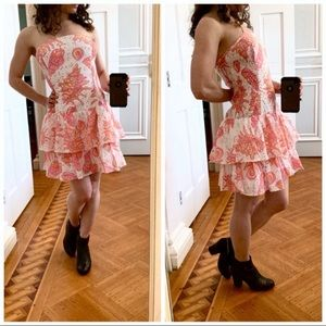 Lilly Pulitzer Ruffly Dress